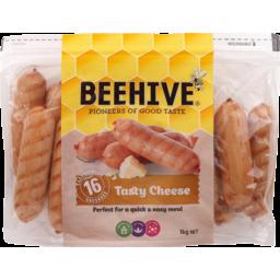 Photo of Beehive Frankfurters Cheese 1kg