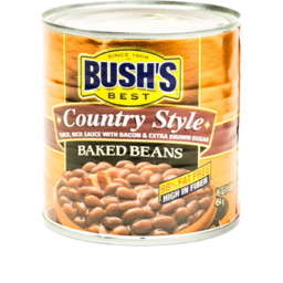 Photo of Bush's Best Country Style Baked Beans