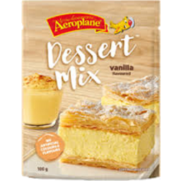 Photo of Aeroplane  Dessert Mix Vanilla 100gm