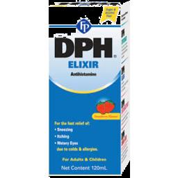 Photo of Dph Elixir
