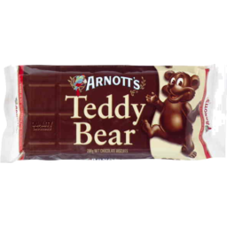 Photo of Arnotts Chocolate Biscuits Teddy Bear 200g