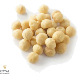Photo of Royal Nut Co Dry Roasted Macadamia 250g