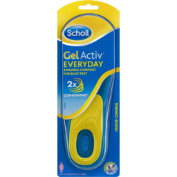 Photo of Scholl Gel Activ Everyday Insoles Women