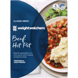 Photo of Weightwatchers Beef Hot Pot 320g
