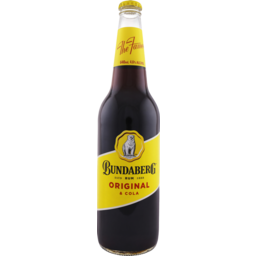 Photo of Bundaberg Rum Original & Cola