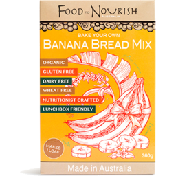 Photo of Banana Bread Mix 360g
