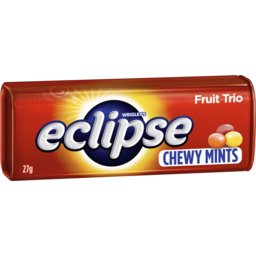 Photo of Eclipse Chewy Mint Fruit Trio