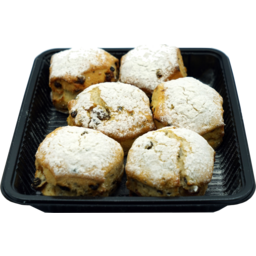 Photo of Fruit Scones 6 Pack 402g