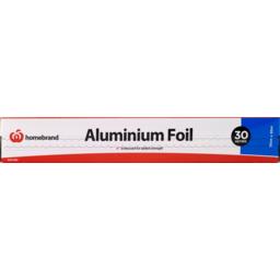 Photo of Homebrand Foil Wrap 30m