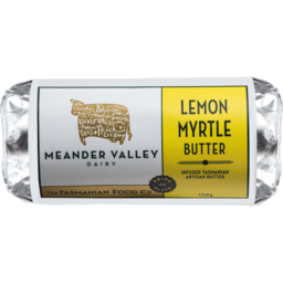 Photo of M/Valley Lemon Myrtle Butter 150gm
