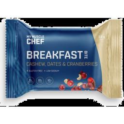 Photo of My Muscle Chef Breakfast Bite Cashew/Date & Cran 55gm