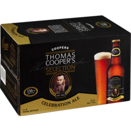 Photo of Coopers Thomas Coopers Selection Celebration Ale Stubbies