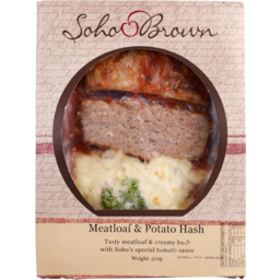 Photo of Wishbone Meal Soho Meatloaf