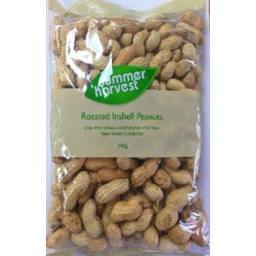 Photo of Summer Harvest Peanuts In Shell 340g