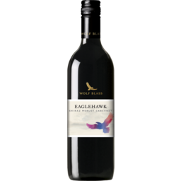 Photo of Wolf Blass Eaglehawk Shiraz Merlot Cabernet Sauvig
