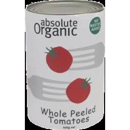 Photo of Absolute Organic Tinned Cherry Tomatoes 400g