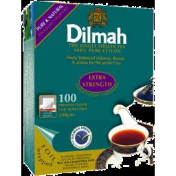Photo of Dilmah Premium Teapot Bags 100
