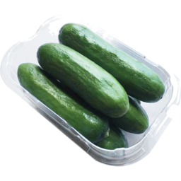 Photo of Qukes Cucumber punnet