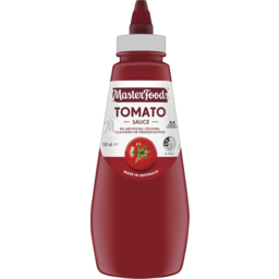 Photo of MasterFoods Tomato Sauce 500ml