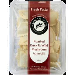 Photo of Roasted Duck & Wild Mushroom Agnolotti