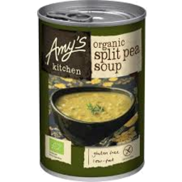 Photo of Amy's Org Split Pea Soup 400g