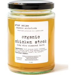 Photo of Star Anise Organic Wholefoods Stock - Chicken