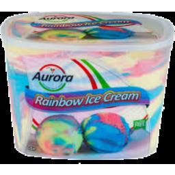 Photo of Aurora Rainbow Gelato 2lt