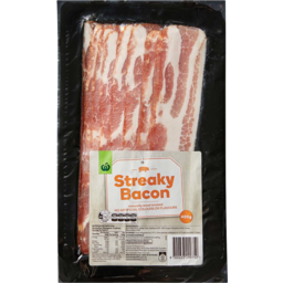 Photo of WW Streaky Bacon 400g