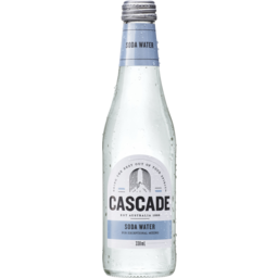 Photo of Cascade Carbonate Soda Water Bottles