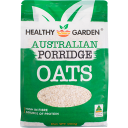 Photo of Healthy Garden Australian Porridge Oats 900g