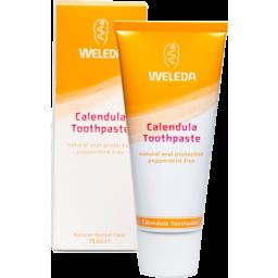 Photo of Weleda Toothpaste - Calendula