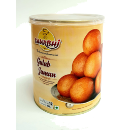 Photo of Saurbhi Gulab Jamun 1kg