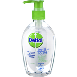 Photo of Dettol Instant Hand Sanitizer 200ml