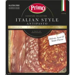 Photo of Primo Italian Style Antipasto 100g