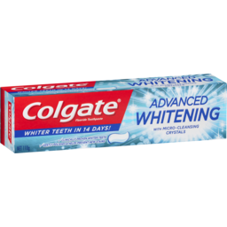 Photo of Colgate Advanced Whitening Toothpaste 110gm