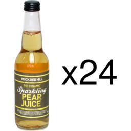 Photo of Mock Red Hill Juice - Pear (Sparkling) - Box Of 24