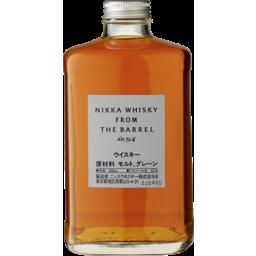 Photo of Nikka From The Barrel Japanese Whisky