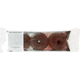 Photo of Drakes Junior Chocolate Donuts 3 Pack 135g