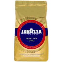 Photo of Lavazza Whole Coffee Beans Qualita Oro 1kg
