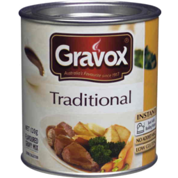 Photo of Gravox Gravy Mix Traditional 120gm