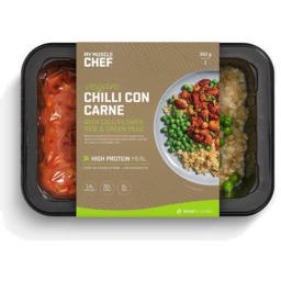 Photo of My Muscle Chef Vegan Chilli Con Carne 380gm