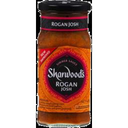 Photo of Sharwoods Simmer Sauce Rogan Josh 420g