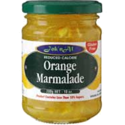Photo of Jok 'n' Al Marmalade Orange 280g