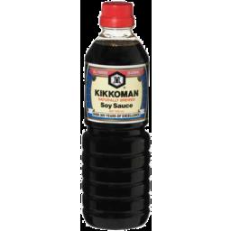 Photo of Kikkoman Soy Sauce 600ml