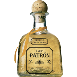Photo of Patron Anejo Tequila