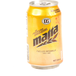Photo of D&G Malta Cans