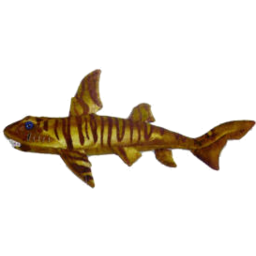 Photo of Plush Tiger Shark 58cm
