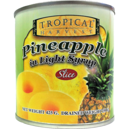 Photo of T/H Pineapple L/S Sliced 425gm