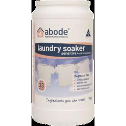 Photo of Abode Laundry Soaker - Fragrance Free 1kg