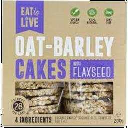 Photo of Buckwheat Cakes - Flaxseed
